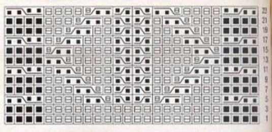 вязание аран