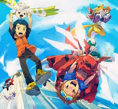 Digimon Tamers /Digimon Adventure SS3