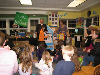 Kinnelon's Trash 2 Treasure Contest