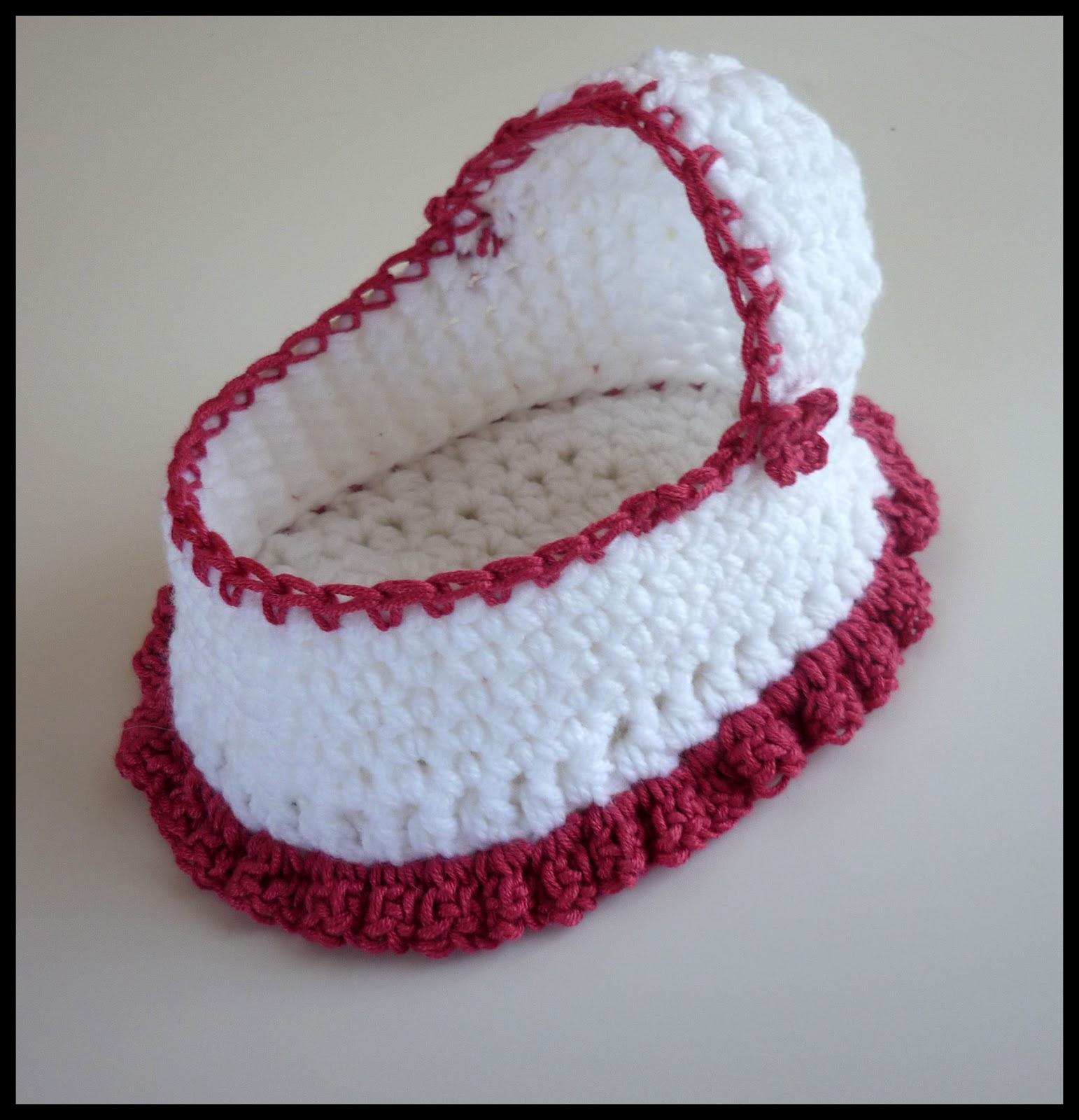 Mamma That Makes: Cherub Comfort Cradle