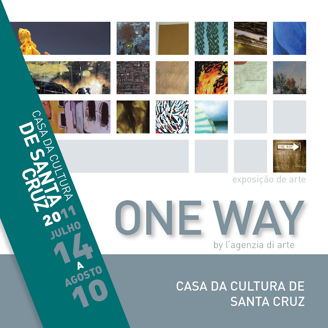 ONE WAY by l'agenzia di arte - House of Culture of Santa Cruz - Madeira Islands, Portugal