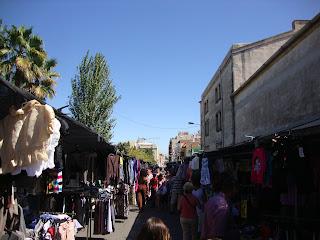 Sant Carles de La Rápita urban fair