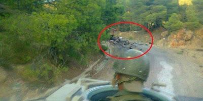 Lors d'un bombardement à Jabel CHaanbi-Tunise : Huit soldats ont été tués lors d'échanges de tirs avec un groupe terroriste