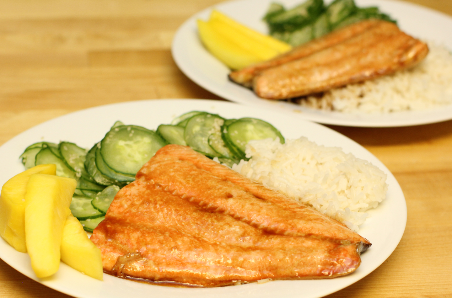 glazed salmon sake ginger glazed salmon balsamic glazed salmon fillets ...
