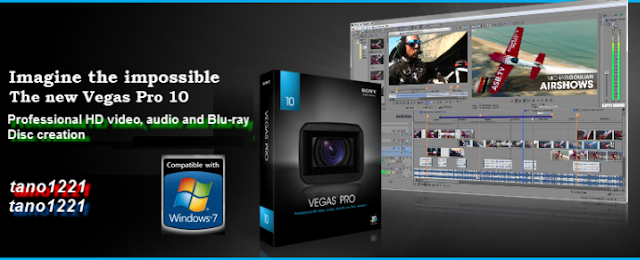 Sony Vegas Pro 10 Crack And Keygen Download - Update 0day warez