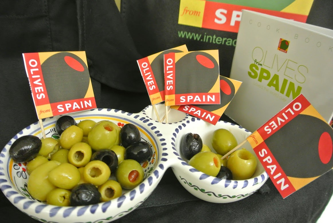 Olives from Spain
