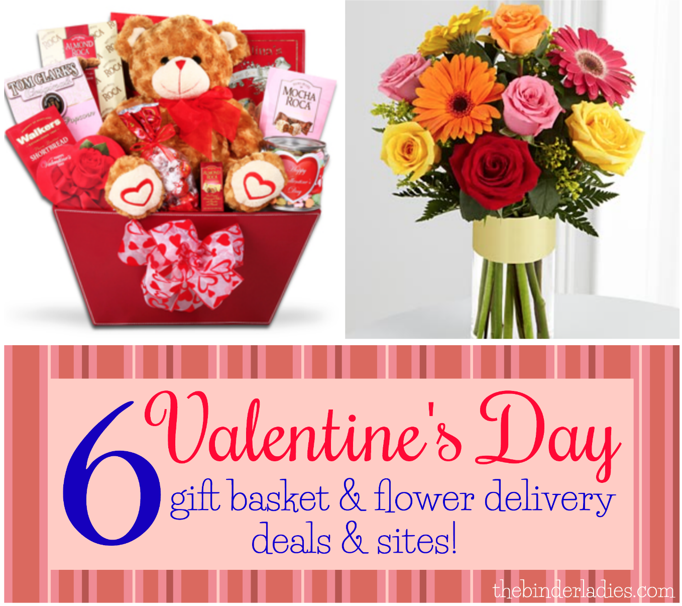 Flowers delivery valentines day