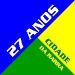 Cidade da Barra 27 Anos !
