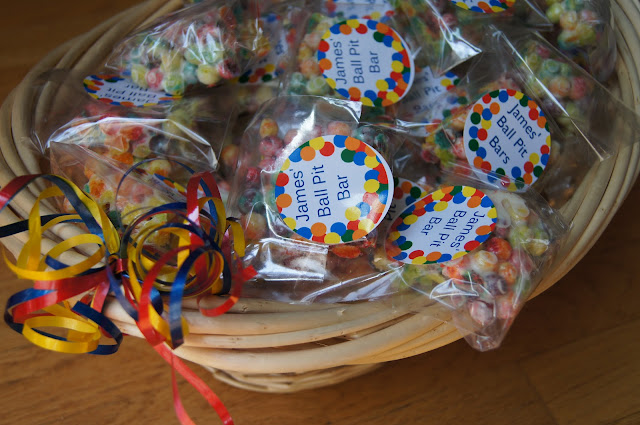 Ball_pit_birthday_party treat bars