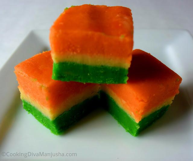 tricolor-food