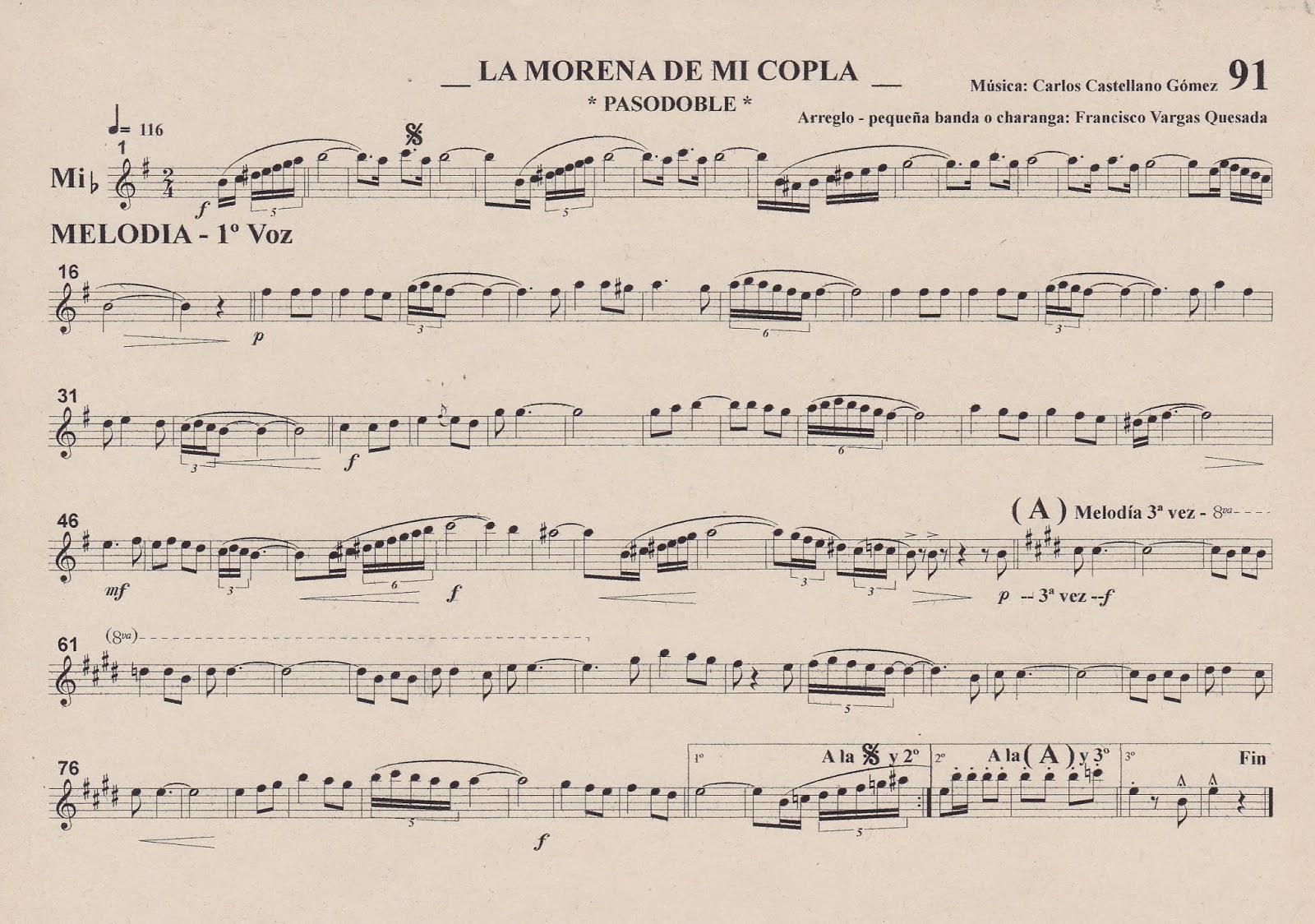letra canciones flamencas: