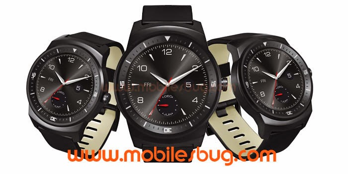 LG G Smart Watch R price in India, specifications, features, launch date