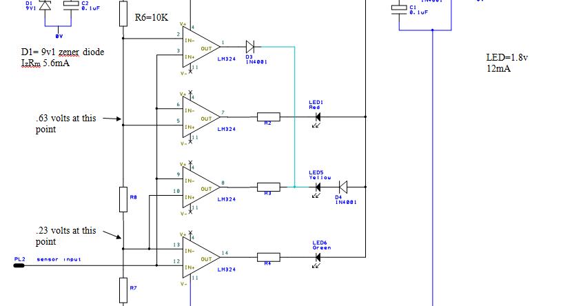 Automotive Electronics 101  Oxygen Sensor Circuit Experiment