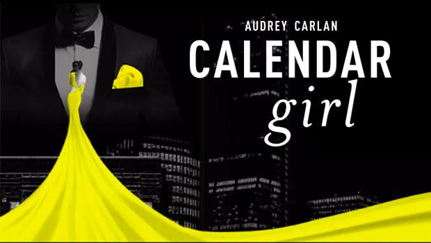 "Tutto su ""Calendar Girl"" di Audrey Carlan"