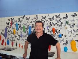 Prof. Jabim Nunes: Vejam a nossa exposição/produção da oficina de pintura 2010!