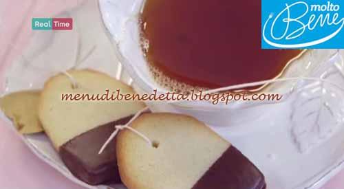 Biscotthé ricetta Parodi per Molto Bene