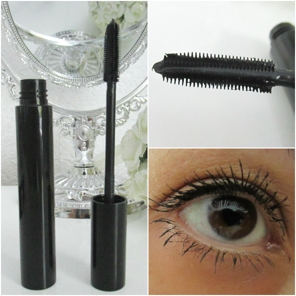 Sothys Mascara Essentiel - 10 Noir Essentiel Review, Swatches