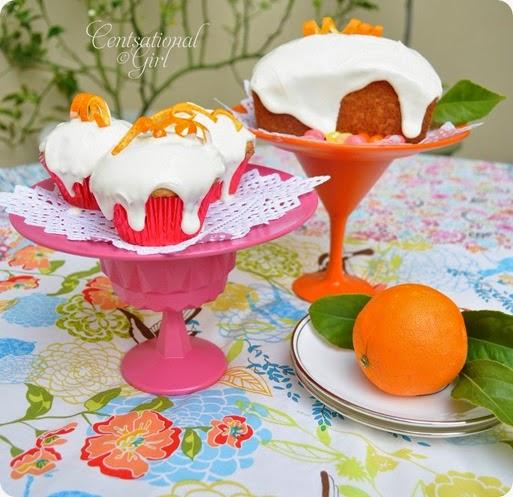 Como Hacer Bases para Cupcakes con Platos y Copas