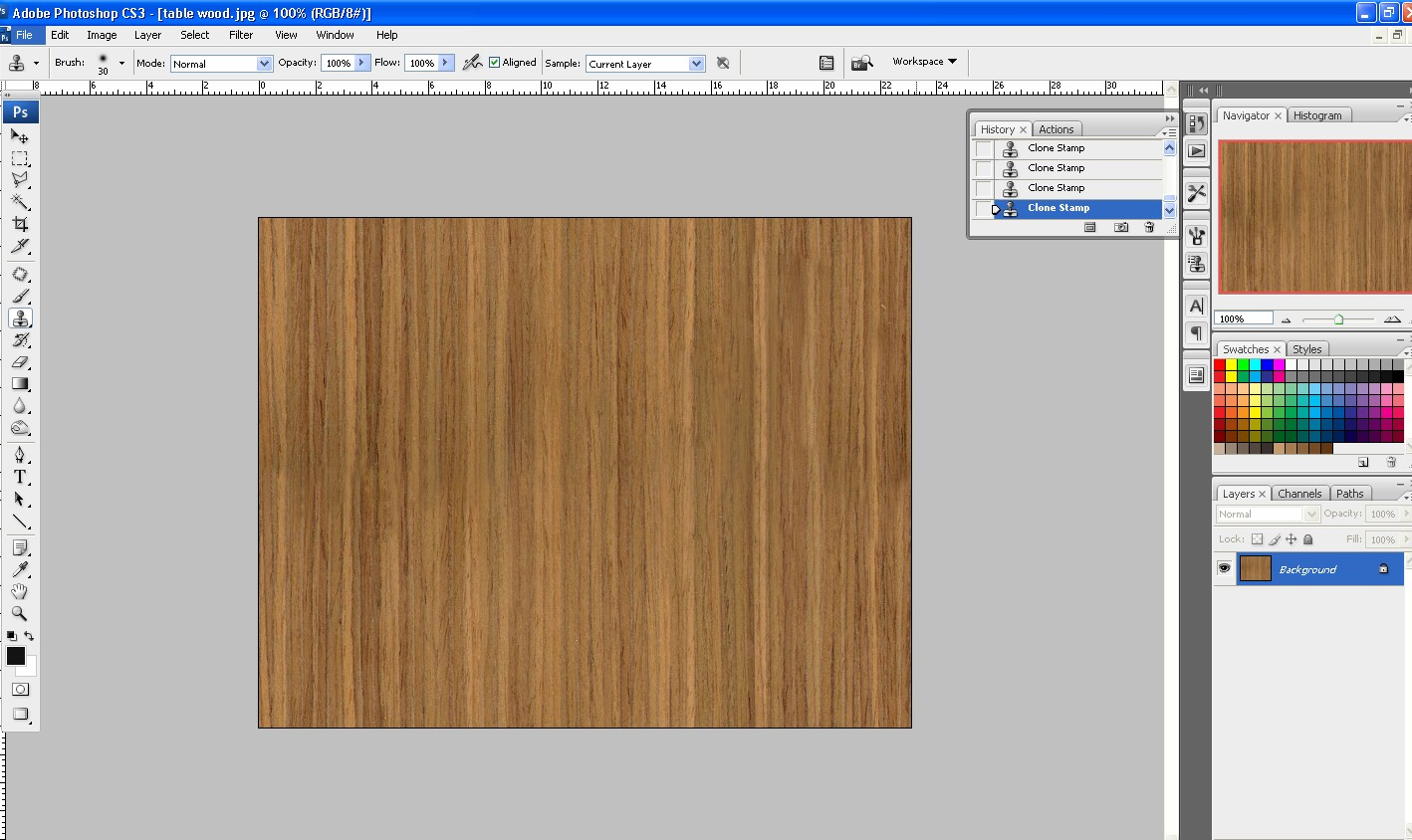 Nomeradona how to create seamless texture in photoshop for Mirror in sketchup