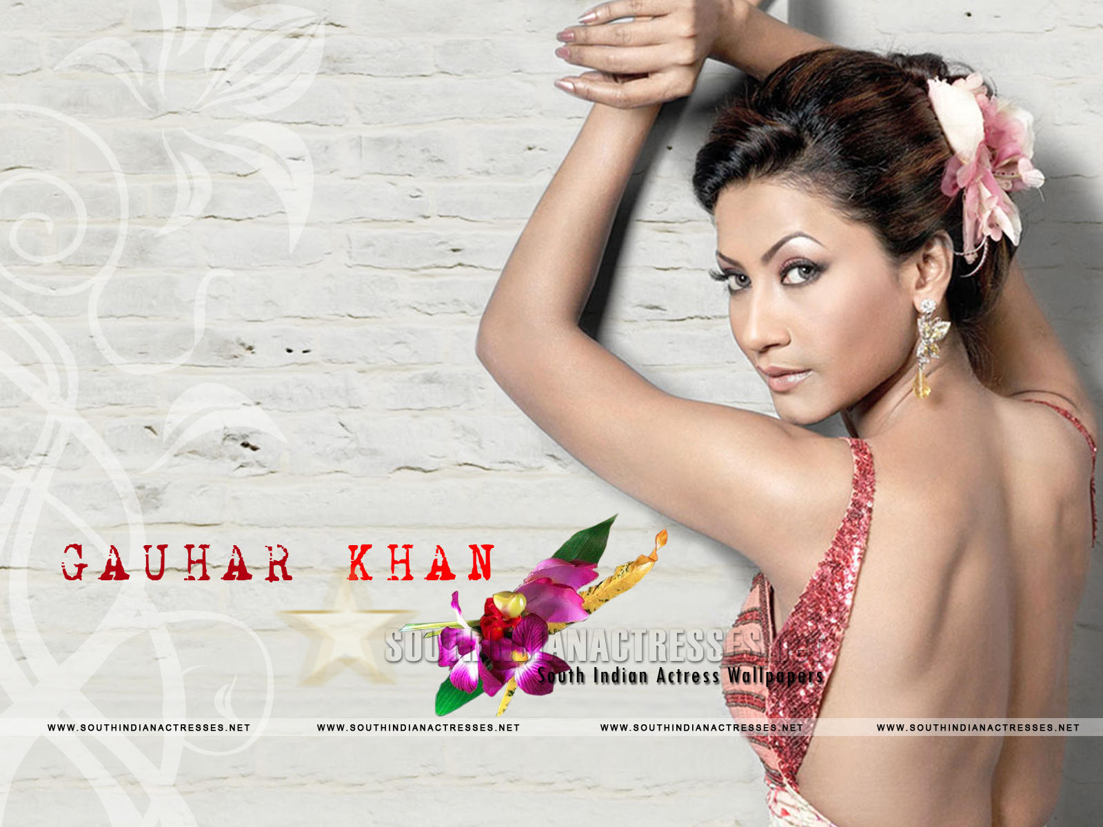 gauhar khan wallpapers - photo #1