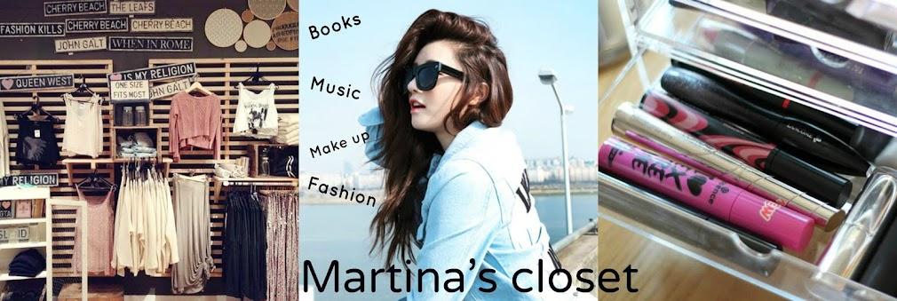 Martina's Closet