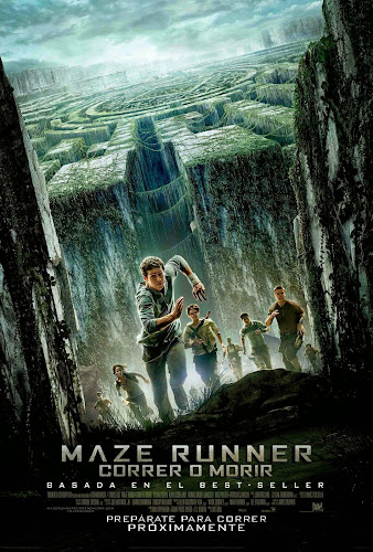 The Maze Runner (BRRip 720p Dual Latino / Ingles) (2014)