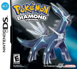 Pokémon Diamond   Nintendo DS download baixar torrent