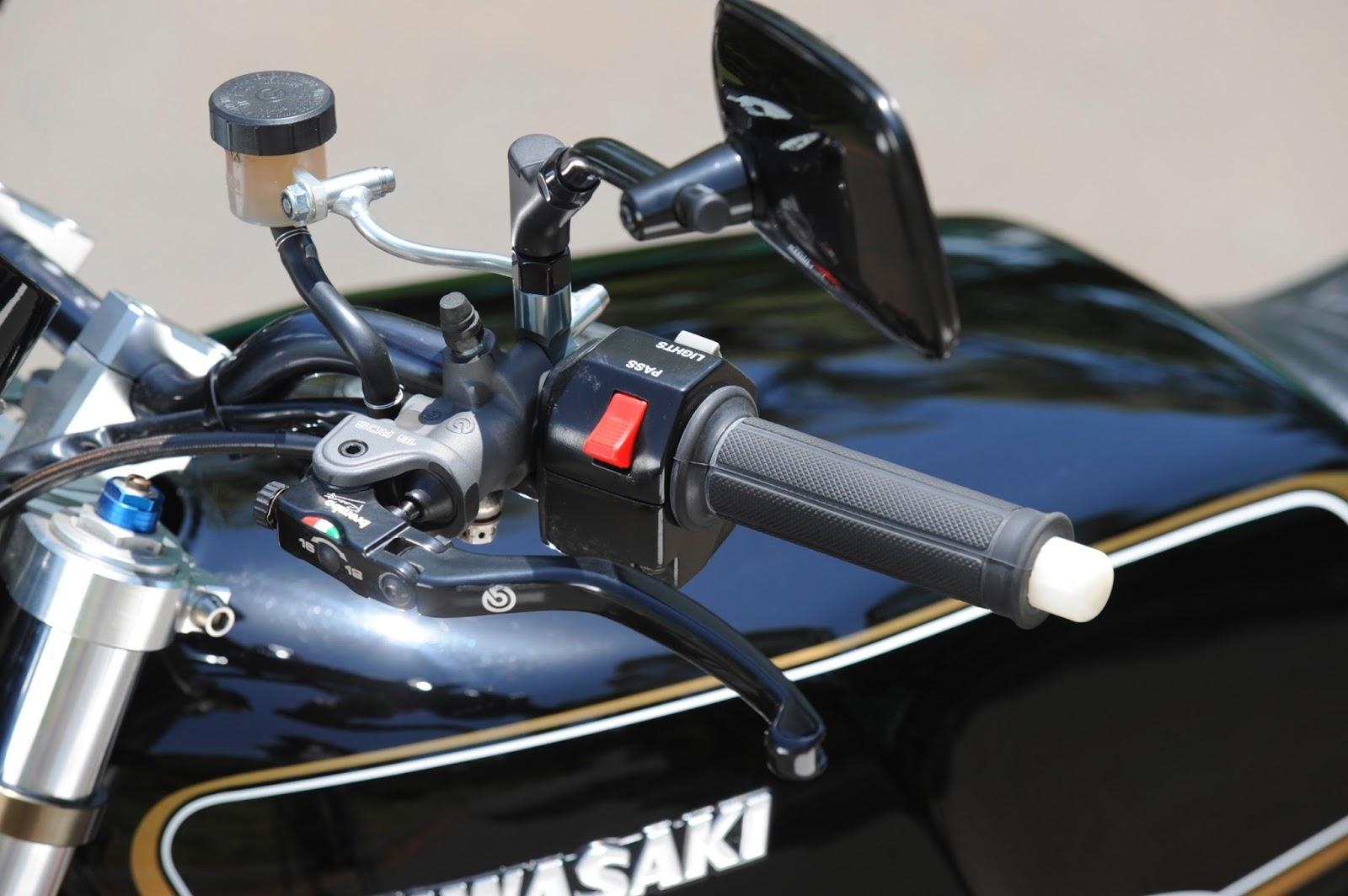Racing Caf    Kawasaki KZ 1000 MKII RCM 132 by Sanctuary Tokyo West