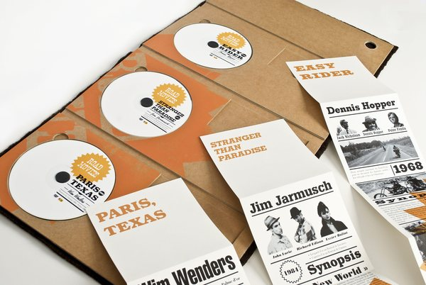 DVD Packaging Designs Inspiration