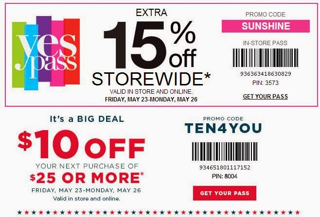 Kohls discount coupon codes