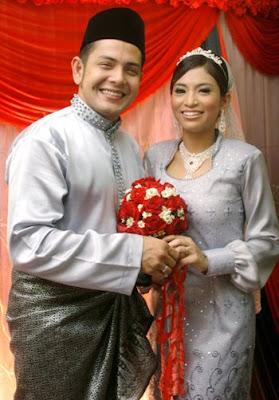 danny X-Factor kahwin