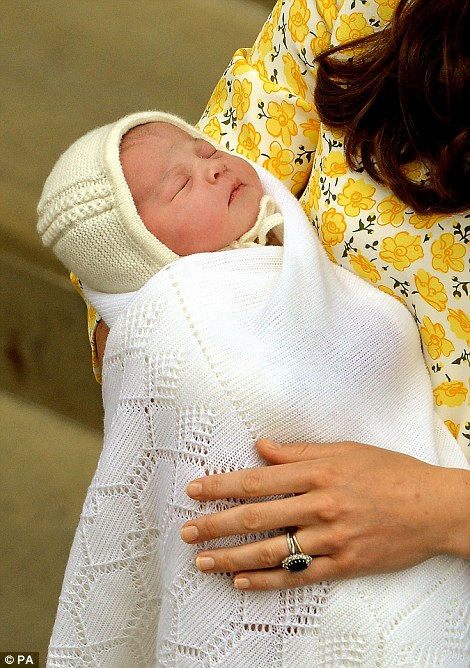 Kate and William debut beautiful baby girl (Pictures of the new Princess)