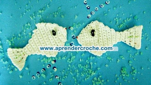 aprender croche peixes signo astrologia horoscopo ted dvd loja curso de croche edinir-croche