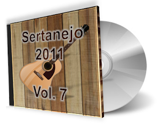 CD Sertanejo 2011 - Volume 7