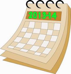 Νέο σχολικό ημερολόγιο 2013-14