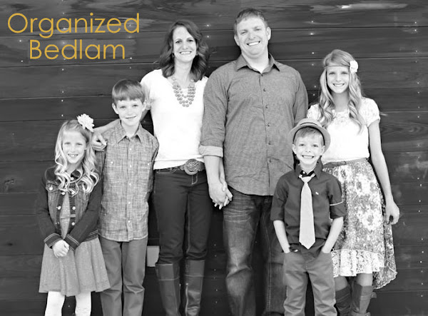 Organized Bedlam