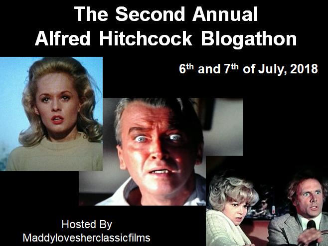 Alfred hitchcock Blogathon