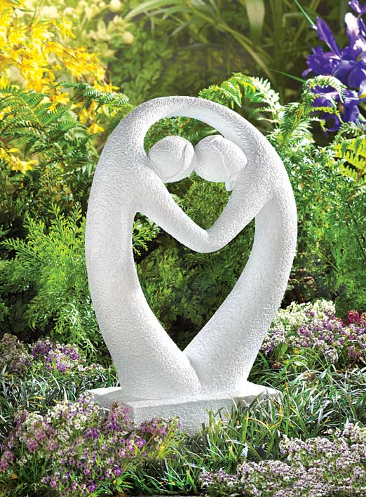 House designs modern garden decor ideas 2011 for Garden accents and decor