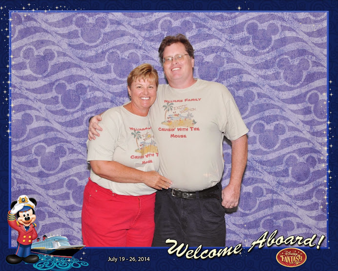 Our Anniversary Cruise!