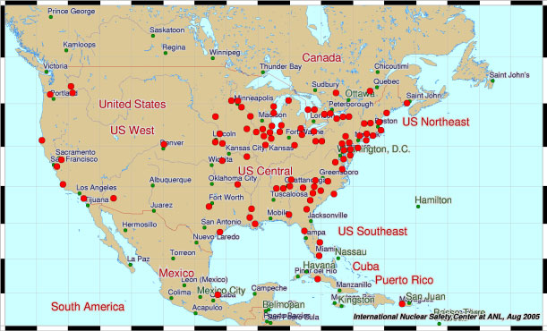 nuclear energy in north america essay Outline of nuclear power nuclear power in north america nuclear power in canada environmentalists for nuclear energy (international.