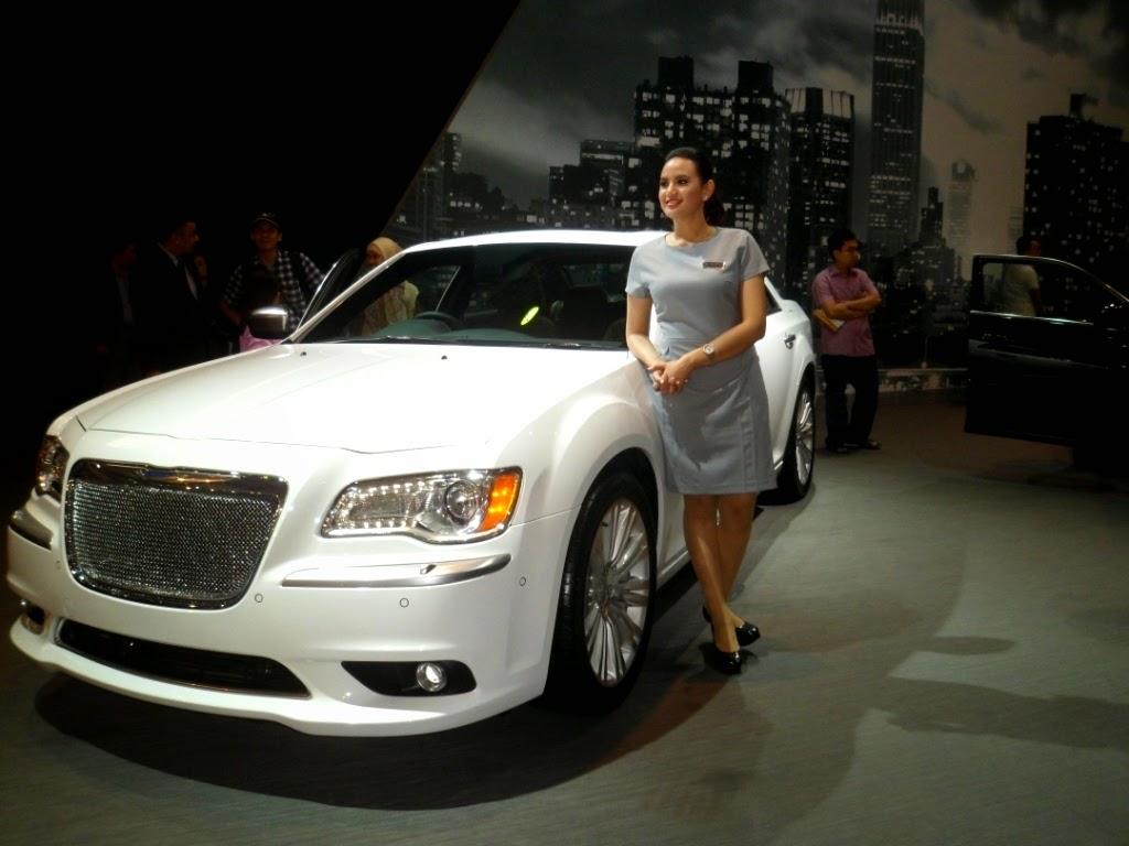 SPG Chrysler IIMS 2014