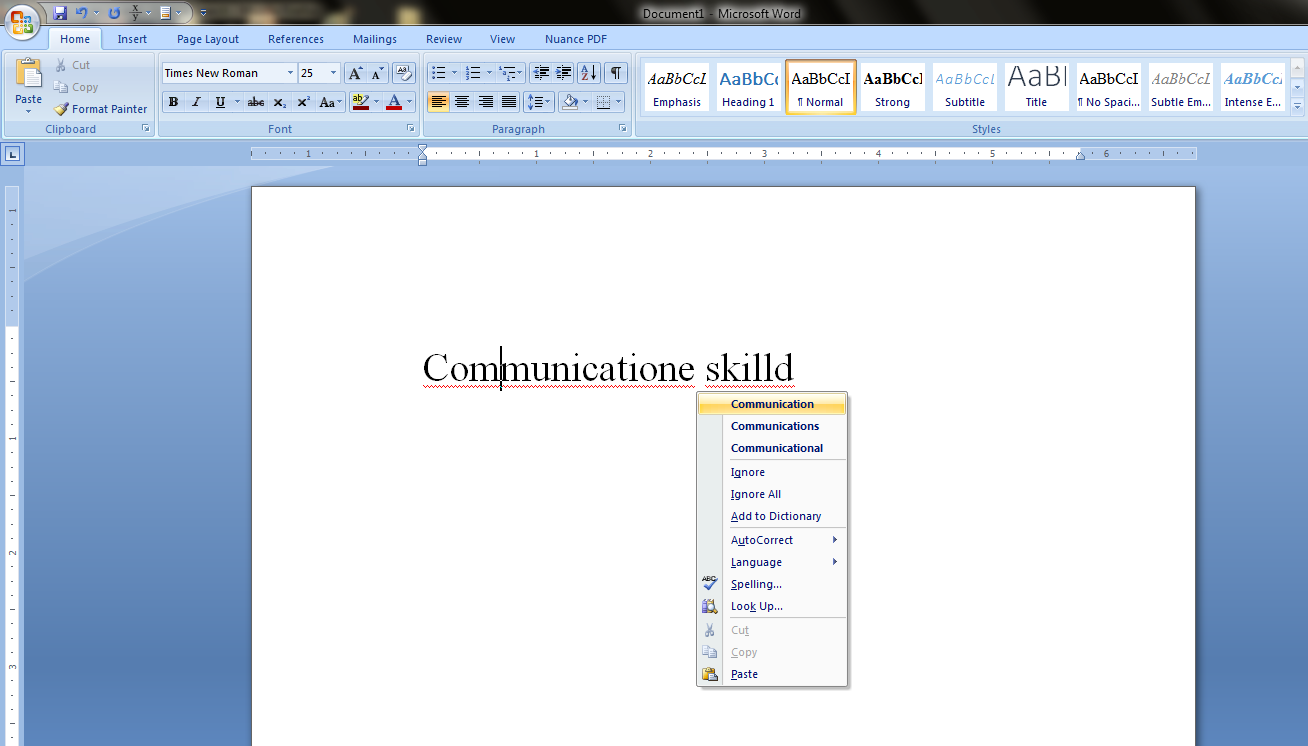 Learn New Things Microsoft Word Shortcut Keys How To