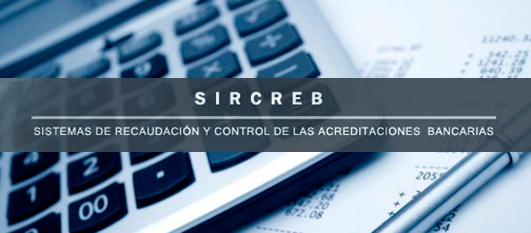 Forma de Consulta SIRCREB. Modificacion
