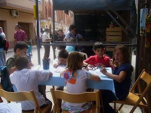 Feria artesanal de Pinell de Brai