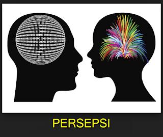 pengertian persepsi