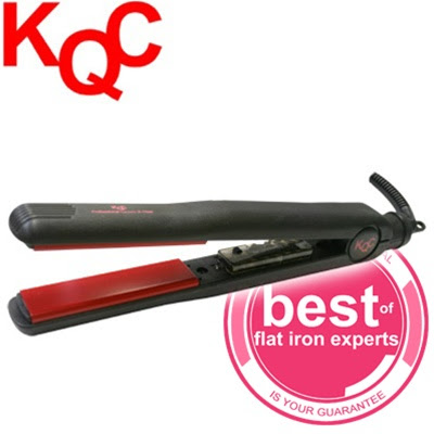 KQC X-HEAT, Tourmaline Ceramic, Flat Iron