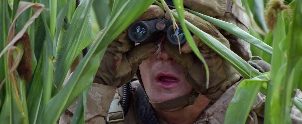 Soldado Anónimo 2: Terreno Peligroso (2014) BRRip 720p Lat.