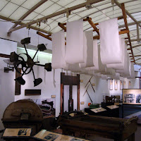 Paper mill exhibit