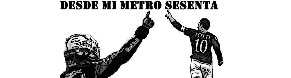 Desde mi metro sesenta