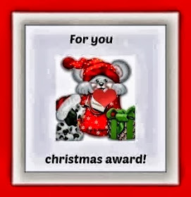 Χριστουγεννιάτικο Βραβείο 2013